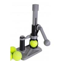 the Tennis Ball Cutter™ Standard Cut
