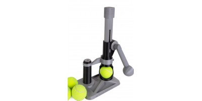 the Tennis Ball Cutter™ Standard Cut